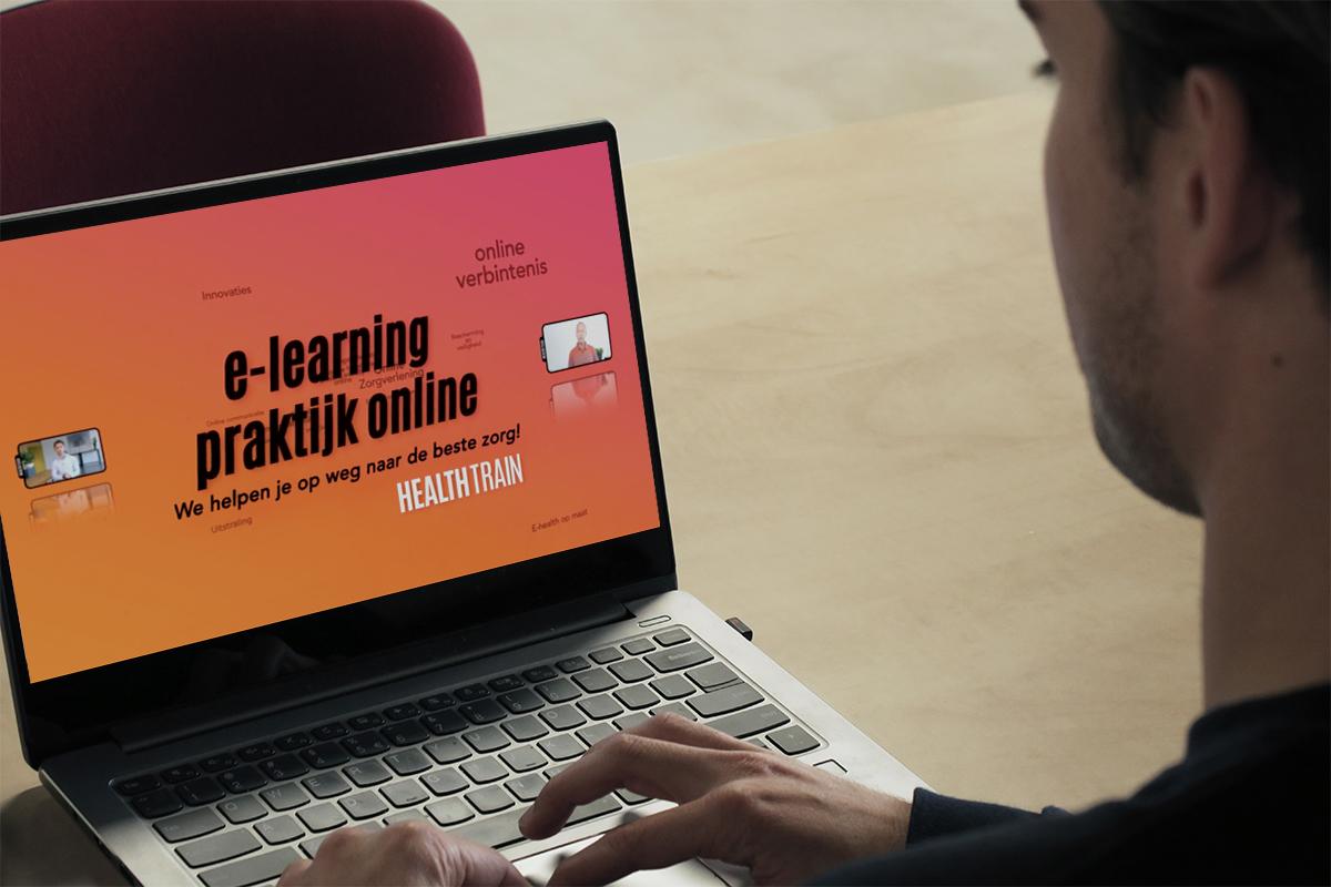 Nieuwe scholing: HealthTrain e-learning 'Praktijk Online'