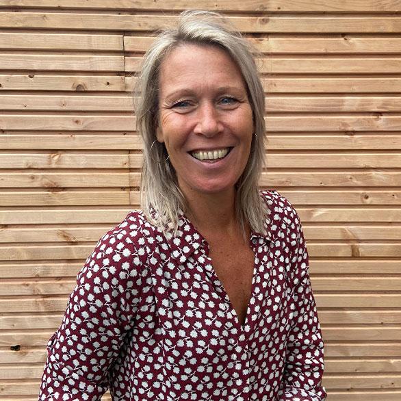 Mariska Droop stelt zich voor als nieuw bestuurslid