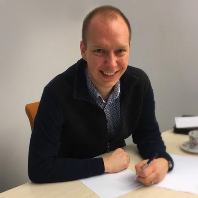 Maak kennis met bestuurslid Martijn Schouten